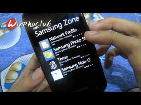 Review : Samsung Focus (SGH-i917) Windows Phone Device