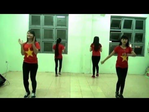 Hướng dẫn Dân vũ Đến với con người Việt Nam tôi