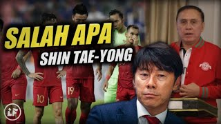 SHIN TAE-YONG DIPECAT!?