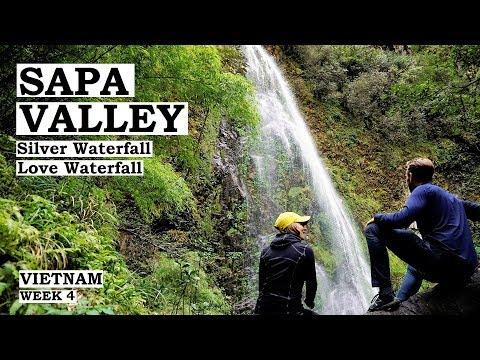 Sapa Valley // Silver & Love Waterfalls // Vietnam // Week 4