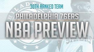 Philadelphia 76ers | 2015-16 NBA Preview (Rank #30)