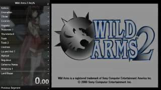 Wild Arms 2 Speedrun in 15:07:54
