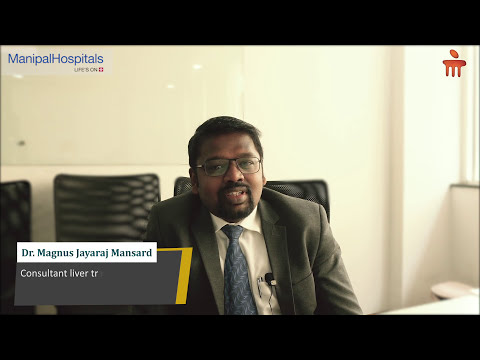 Treatment For Treating Liver Cancer - Manipal Hospital