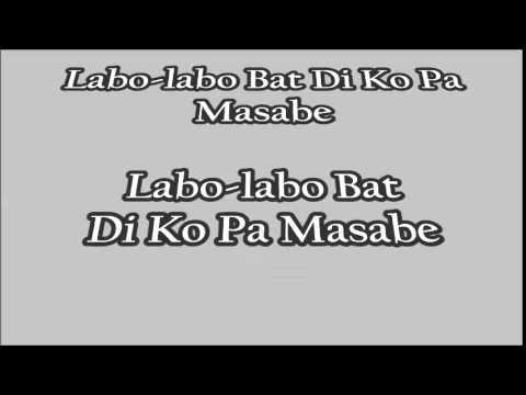 Chinito Problems - Lyrics