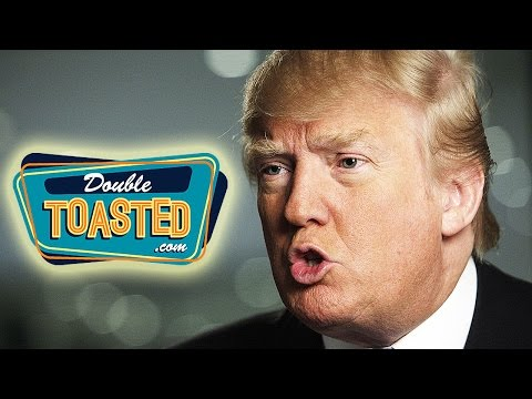 DONALD TRUMP'S INAUGURATION, AND GOLDEN SHOWERS - Double Toasted Highlight