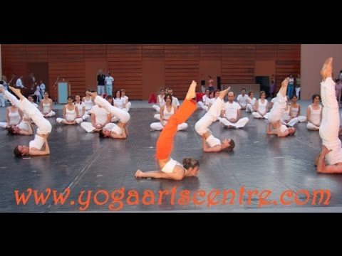 Yoga Arts ΧΑΝΘ Thessaloniki -since 1999
