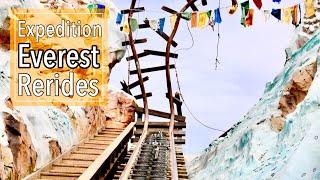 Kilimanjaro Safaris + 5 Rides on Expedition Everest!   Oct '17 Disney World Vlogs   Disney At Heart