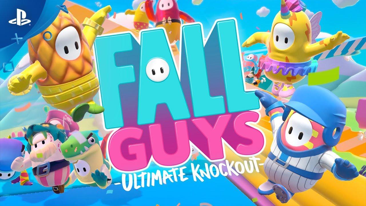 PlayStation Sony Fall Guys