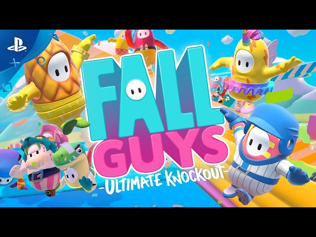 Fall Guys - Gameplay Trailer | PS4