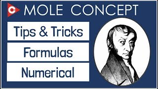 mole concept numericals with solutions