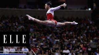Meet the 5 Women of the 2016 U.S. Olympic Gymnastics Team | ELLE