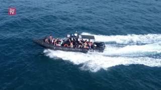 22 rescued after catamaran capsized off Sabah