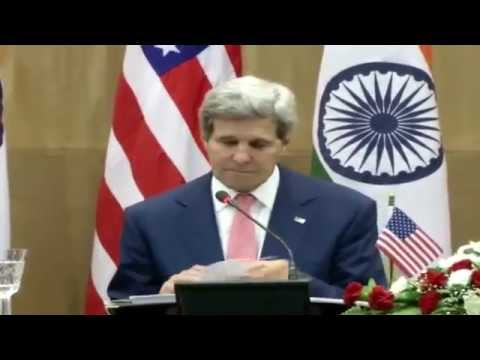 Joint Press Interaction: Visit of Secretary of State of the United States of America to India