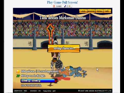 zwaarden en sandalen ultra full version hacked games