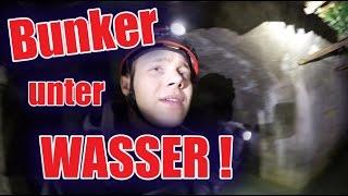 LOSTPLACE : Bunker unter Wasser | ItsMarvin