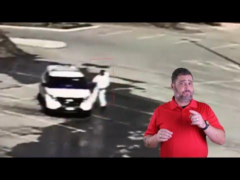 Released Prisoner Beats Up Officer