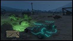 GTA 5 - Alien Auto (Space Docker) & 50 Raumschiffteile bekommen - )-(