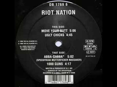 Riot Nation-Abba-Gabba (Speedfreak Mutterf. Massaker)-MOK 49