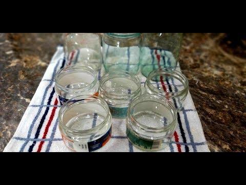 Как стерилизовать банки. 4 простых способа. | стерилизовать | микроволновке | бутылочки | чайнике | стерили | простой | духовке | способ | рецепт | крышки