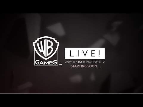 WB Games Live!: Shadow of War E3 Livestream — Day 3
