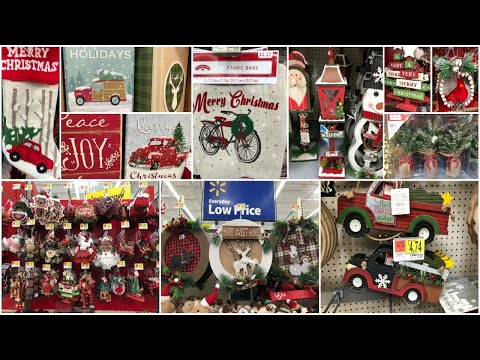 SHOP WITH ME & HAUL | WALMART | CHRISTMAS 2018