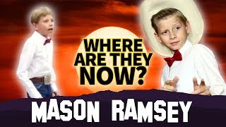 Mason Ramsey | Where Are They Now? | Old Town Road Remix