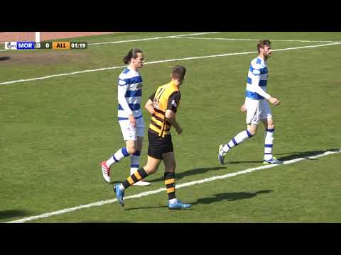 Morton Alloa Goals And Highlights