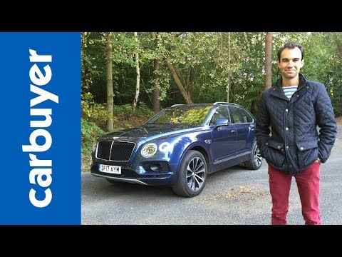 Bentley Bentayga SUV in-depth review - Carbuyer