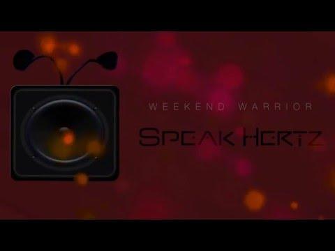 Weekend warrior - Speak Hertz - Crimson album
