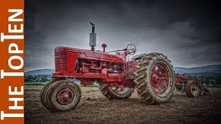 The Top Ten Best Tractors of All Time