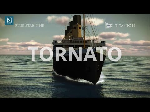 Il Titanic II salperà nel 2022