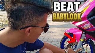 Zapętlaj REVIEW BEAT KARBU BABYLOOK | MODIFIKASI BEAT KARBU BABYLOOK SIMPLE 2019 | Amirullah Jamal