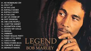 Baixar Legend the best of Bob Marley (full album) (HD)