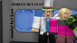 Alexander plays Roblox with Gust (English) because it can