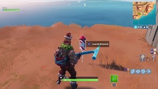 All Firework Locations Fortnite Battle Royale Kopermimarlik