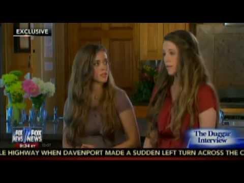 Megyn Kelly Interviews Jessa & Jill Duggar (Full Show)