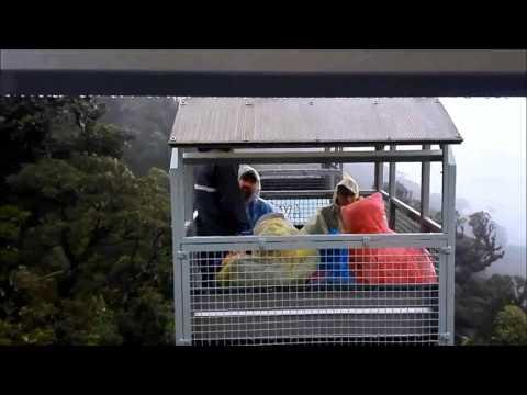 Sky Tram - Sky Adventures Monteverde