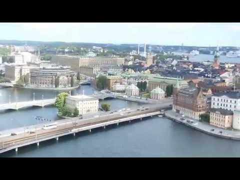 Stockholm's Stadshuset (City Hall)