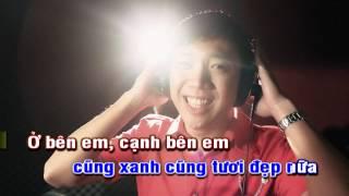 Gan Ket Yeu Thuong Karaoke - Gorilla KK