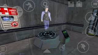 Half-life: Blue Shift Android - Hazard Course