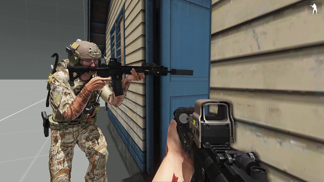Dynamic Room Entries Arma 3 Youtube