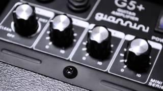 Review Amplificador G5+ Giannini - Musical Brasil