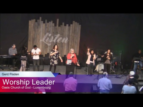 Oasis Church of God 04/03/2018 - Luxembourg