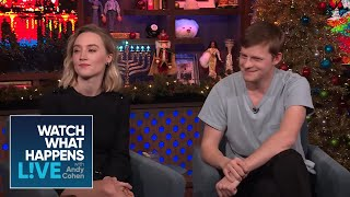 How Similar Are Saoirse Ronan And Lucas Hedges? | WWHL