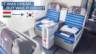 TRIPREPORT | LOT Polish Airlines (BUSINESS CLASS) | Boeing 787-8 | Budapest - Seoul Incheon