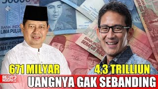 Download Video Kekayaan Sandiaga Uno Tak Tertandingi! 10 Politisi Terkaya Di Indonesia MP3 3GP MP4