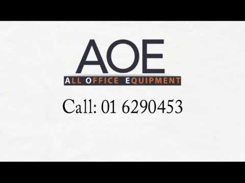 All Office Equipment - Photocopiers & Printers - Ireland