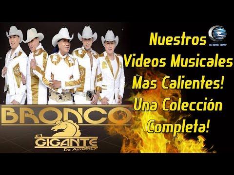 Bronco El Gigante De America - Nuestros Videos Musicales Mas Calientes! Una Colección Completa!