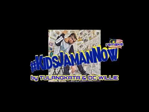 Kids Jaman Now - Tulangkata feat D.C Willie (Ecko Show's KJN remake versi Malaysia)
