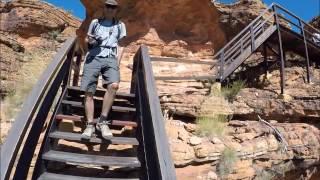 Australien - Kings Canyon Nationalpark